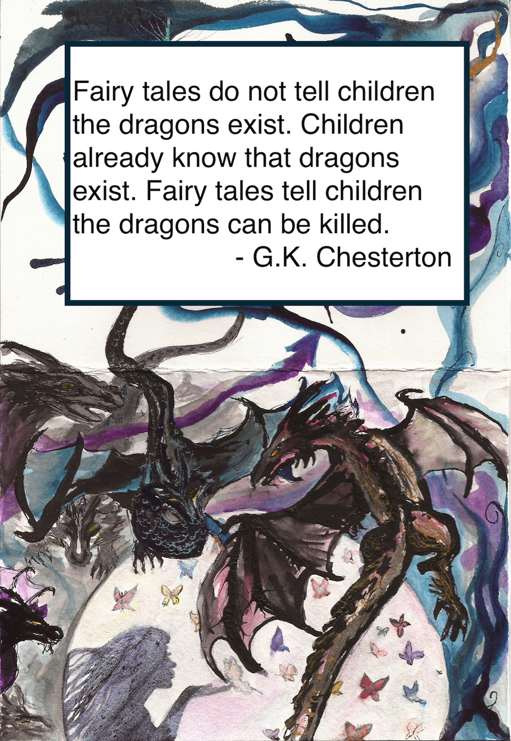 Dragon's of Grief