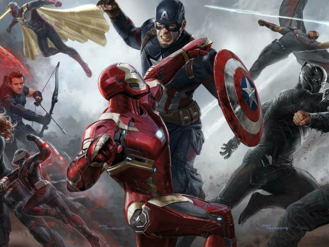 5786160 650 1452853326 captain america civil war concept art - 10 фильмов, которые мы просто не можем пропустить в этом году