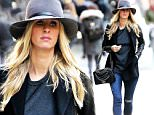 Nicky Hilton spotted looking chic in NYC. A pregnant Nicky Hilton was spotted walking to get coffee on Saturday morning. ....Pictured: Nicky Hilton..Ref: SPL1209854  160116  ..Picture by: Tom Meinelt / Splash News....Splash News and Pictures..Los Angeles: 310-821-2666..New York: 212-619-2666..London: 870-934-2666..photodesk@splashnews.com..