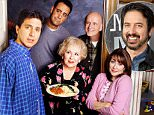 No Merchandising. Editorial Use Only. No Book Cover Usage\n Mandatory Credit: Photo by Everett/REX/Shutterstock (430918t)\n Ray Romano, Brad Garrett, Peter Boyle, Patricia Heaton and Doris Roberts in 'Everybody Loves Raymond' - 1996 - Present\n VARIOUS TV SHOWS\n \n