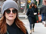Mandatory Credit: Photo by Startraks Photo/REX/Shutterstock (5541431c)\n Julianne Moore\n Julianne Moore out and about, New York, America - 15 Jan 2016\n Julianne Moore Out and About in the West Village\n