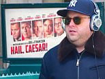 EXCLUSIVE: Jonah Hill is Unrecognizable Even While Standing under his Own Billboard in NYC\n\nPictured: Jonah Hill\nRef: SPL1209680  150116   EXCLUSIVE\nPicture by: 247PAPS.TV / Splash News\n\nSplash News and Pictures\nLos Angeles: 310-821-2666\nNew York: 212-619-2666\nLondon: 870-934-2666\nphotodesk@splashnews.com\n