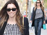 Picture Shows: Jessica Biel  January 16, 2016\n \n '7th Heaven' actress Jessica Biel was spotted out walking around in West Hollywood, California. While she was out, Jessica went to dine at a restaurant and did some light shopping. \n \n Non-Exclusive\n UK RIGHTS ONLY\n \n Pictures by : FameFlynet UK © 2016\n Tel : +44 (0)20 3551 5049\n Email : info@fameflynet.uk.com