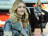 EXCLUSIVE: Rosie Huntington-Whiteley arrives at the SoHo House   Pictured: Rosie Huntington-Whiteley Ref: SPL1209785  150116   EXCLUSIVE Picture by: StarTrax / Splash News  Splash News and Pictures Los Angeles: 310-821-2666 New York: 212-619-2666 London: 870-934-2666 photodesk@splashnews.com