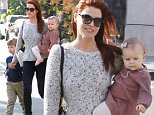 Ali Larter is all smiles while out with her kids, Theodore and Vivienne MacArthur, on Bedford Drive in Beverly Hills\nFeaturing: Ali Larter, Theodore MacArthur, Vivienne MacArthur\nWhere: Los Angeles, California, United States\nWhen: 15 Jan 2016\nCredit: WENN.com