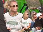 EXCLUSIVE: Britney Spears watches her kids play a flag football game in Thousand Oaks with her Dad. Britney left the game about half way through with her bodyguard.\n\nPictured: Britney Spears\nRef: SPL1208799  160116   EXCLUSIVE\nPicture by: Ability Films / Splash News\n\nSplash News and Pictures\nLos Angeles: 310-821-2666\nNew York: 212-619-2666\nLondon: 870-934-2666\nphotodesk@splashnews.com\n