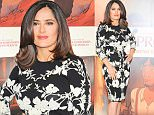 Picture Shows: Salma Hayek  January 16, 2016\n \n Salma Hayek attends the photocall for 'El Profeta' at St. Regis Hotel in Mexico City, Mexico. \n \n Non-Exclusive\n UK RIGHTS ONLY\n \n Pictures by : FameFlynet UK © 2016\n Tel : +44 (0)20 3551 5049\n Email : info@fameflynet.uk.com