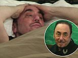 Editorial Use Only  Mandatory Credit: Photo by REX/Shutterstock (5541096bl)  David Gest  'Celebrity Big Brother' TV show, Elstree Studios, Hertfordshire, Britain - 14 Jan 2016