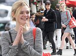 Actress Elle fanning spends the afternoon shopping with her boyfriend Zalman Band.\n\nPictured: Elle Fanning, Zalman Band\nRef: SPL1210079  160116  \nPicture by: Bello\n\nSplash News and Pictures\nLos Angeles: 310-821-2666\nNew York: 212-619-2666\nLondon: 870-934-2666\nphotodesk@splashnews.com\n