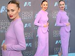 Celebrities attend The 21st Annual Criticsí Choice Awards at Barker Hangar.\nFeaturing: Laura Haddock\nWhere: Los Angeles, California, United States\nWhen: 17 Jan 2016\nCredit: Brian To/WENN.com