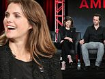 Mandatory Credit: Photo by Buchan/Variety/REX/Shutterstock (5541683a)\n Joel Fields, Keri Russell, Matthew Rhys, Noah Emmerich, Annet Mahendru, Holly Taylor and Alison Wright\n FX Networks 'The Americans' Panel at the Winter TCA Tour - Day 12, Pasadena, America - 16 Jan 2016\n \n