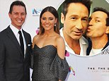 SYDNEY, AUSTRALIA - NOVEMBER 26:  Rove McManus and Sam Frost arrive for the 29th Annual ARIA Awards 2015 at The Star on November 26, 2015 in Sydney, Australia.  (Photo by Don Arnold/WireImage)
