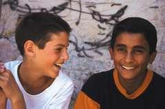 Daniel et Faraj