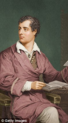 Lord Byron: Winner of the Glumpic Gold medal for wedded bliss