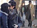 Daisy Lowe steps out of her home holding hands with Tom Cohen in North London.\n\nPictured: Daisy Lowe, Thomas Cohen\nRef: SPL1212137  200116  \nPicture by: Splash News\n\nSplash News and Pictures\nLos Angeles: 310-821-2666\nNew York: 212-619-2666\nLondon: 870-934-2666\nphotodesk@splashnews.com\n