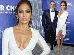 Mandatory Credit: Photo by Matt Baron/BEI/Shutterstock (5550765bn)  Casper Smart and Jennifer Lopez  'Jennifer Lopez: All I Have' grand opening after party, Las Vegas, America - 20 Jan 2016
