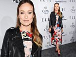 WEST HOLLYWOOD, CA - JANUARY 20:  Actress Olivia Wilde attends ELLE's 6th Annual Women in Television Dinner Presented by Hearts on Fire Diamonds and Olay at Sunset Tower on January 20, 2016 in West Hollywood, California.  (Photo by Jason Kempin/Getty Images)