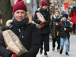 Mandatory Credit: Photo by Startraks Photo/REX/Shutterstock (5550681f)\n Naomi Watts, Samuel Kai Schreiber, Alexander Schreiber\n Naomi Watts out and about, New York, America - 20 Jan 2016\n Naomi Watts Shops at Whole Foods with her Sons\n