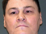 This undated photo provided by the Texas Department of Criminal Justice shows condemned Texas inmate Richard Masterson. Masterson doesn¿t deny being at a Houston apartment where a female impersonator was asphyxiated while he and the victim were having sex but insists the death 15 years ago was an accident. On Wednesday, Jan. 20, 2016, Masterson is set for execution for the slaying of Darin Shane Honeycutt. (Texas Department of Criminal Justice via AP)