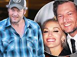 17.JANUARY.2016 - STUDIO CITY ñ USA\n*** STRICTLY AVAILABLE FOR UK AND GERMANY USE ONLY ***\nBLAKE SHELTON, WHO SPENT THE NIGHT AT GWEN'S PLACE, STEPS OUT TO GET FRESH GROCERIES. MAYBE THE COUNTRY SINGER IS PLANNING A SPECIAL SUNDAY LUNCH FOR HER NEW LOVE? SHELTON WAS IN A GOOD MOOD AS USUAL, HE POSED WITH A FEW FANS AND SHARED HIS SHY SMILE WITH OUR PHOTOGRAPHER.\nBYLINE MUST READ : AKM-GSI-XPOSURE\n***UK CLIENTS - PICTURES CONTAINING CHILDREN PLEASE PIXELATE FACE PRIOR TO PUBLICATION ***\n*UK CLIENTS MUST CALL PRIOR TO TV OR ONLINE USAGE PLEASE TELEPHONE 0208 344 2007*