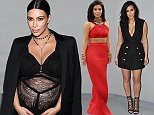 Mandatory Credit: Photo by Startraks Photo/REX/Shutterstock (4506058a)  Kim Kardashian  Kim Kardashian At An Exclusive Meet And Greet for Kardashian Glow, Los Angeles, America - 03 Mar 2015  WEARING BALMAIN