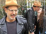 eURN: AD*193705943  Headline: Jeff Goldblum kisses his lady on Rodeo Drive in Beverly Hills Caption: Jeff Goldblum kisses his lady on Rodeo Drive in Beverly Hills  Pictured: Jeff Goldblum Ref: SPL1211864  190116   Picture by: Rick Mendoza / Splash News  Splash News and Pictures Los Angeles: 310-821-2666 New York: 212-619-2666 London: 870-934-2666 photodesk@splashnews.com  Photographer: Rick Mendoza / Splash News Loaded on 20/01/2016 at 00:12 Copyright: Splash News Provider: Rick Mendoza / Splash News  Properties: RGB JPEG Image (27845K 1134K 24.6:1) 2517w x 3776h at 72 x 72 dpi  Routing: DM News : GroupFeeds (Comms), GeneralFeed (Miscellaneous) DM Showbiz : SHOWBIZ (Miscellaneous) DM Online : Online Previews (Miscellaneous), CMS Out (Miscellaneous)  Parking: