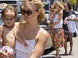 20 JANUARY 2016 MELBOURNE AUSTRALIA\nEXCLUSIVE PICTURES\nGemma Ward pictured with her daughter Naia and partner David Letts at Bondi. \n*All web use must be approved*.\nMUST CALL PRIOR TO USE \n+61 2 9211-1088\nNote: All editorial images subject to the following: For editorial use only. Additional clearance required for commercial, wireless, internet or promotional use.Images may not be altered or modified. Matrix Media Group makes no representations or warranties regarding names, trademarks or logos appearing in the images.