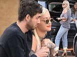 EXCLUSIVE: **PREMIUM EXCLUSIVE RATES APPLY** British singer and actress Rita Ora gets close to a mystery guy as the couple are seen leaving Zinque restaurant with friends.\n\nPictured: Rita Ora\nRef: SPL1211784  200116   EXCLUSIVE\nPicture by: Splash News\n\nSplash News and Pictures\nLos Angeles: 310-821-2666\nNew York: 212-619-2666\nLondon: 870-934-2666\nphotodesk@splashnews.com\n