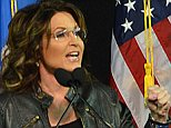 Sarah Palin speaks at Donald Trump Rally: David Martosko