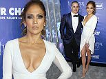 Mandatory Credit: Photo by Matt Baron/BEI/Shutterstock (5550765bn)  Casper Smart and Jennifer Lopez  'Jennifer Lopez: All I Have' grand opening after party, Las Vegas, America - 20 Jan 2016