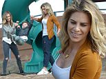 EXCLUSIVE FAO DAILY MAIL ONLINE - GBP 40 PER PICTURE\n Mandatory Credit: Photo by Startraks Photo/REX/Shutterstock (5548331e)\n Jillian Michaels with Girlfriend Heidi, son Phoenix\n Jillan Michael and family at the Park, Malibu, California, America - 17 Jan 2016\n Jillan Michael An Family at the Park\n