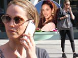 eURN: AD*193825204  Headline: Elizabeth Berkley busy talking on her cellphone as she crosses the street in Beverly Hills Caption: A dressed down Elizabeth Berkley busy talking on her cellphone as she crosses the street in Beverly Hills Featuring: Elizabeth Berkley Where: Los Angeles, California, United States When: 20 Jan 2016 Credit: WENN.com Photographer: RCE/ZOJ  Loaded on 21/01/2016 at 00:16 Copyright:  Provider: WENN.com  Properties: RGB JPEG Image (8208K 501K 16.4:1) 1244w x 2252h at 72 x 72 dpi  Routing: DM News : GeneralFeed (Miscellaneous) DM Showbiz : SHOWBIZ (Miscellaneous) DM Online : Online Previews (Miscellaneous), CMS Out (Miscellaneous)  Parking: