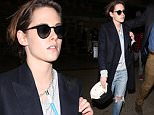 20 Jan 2016 - LOS ANGELES - USA  KRISTEN STEWART ARRIVES AT LAX  BYLINE MUST READ : RIOS / XPOSUREPHOTOS.COM  ***UK CLIENTS - PICTURES CONTAINING CHILDREN PLEASE PIXELATE FACE PRIOR TO PUBLICATION ***  **UK AND USA CLIENTS MUST CALL PRIOR TO TV OR ONLINE USAGE PLEASE TELEPHONE  44 208 370 0291 or  1 310 600 4723