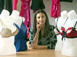 Emily Bendell, CEO of lingerie company, Blubella ..