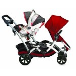 double strollers for infant and toddler