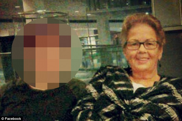 Robyn Hope, the mother of Louisa, was also held hostage in the Lindt cafe and was shot in the shoulder