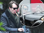 21 Jan 2016  - LONDON  - UK\n*** EXCLUSIVE ALL ROUND PICTURES ***\nTV PRESENTER JONATHAN ROSS SEEN PUFFING ON A ELECTRONIC CIGAR WHILST DRIVING THROUGH HAMPSTEAD IN NORTH LONDON.\nBYLINE MUST READ : XPOSUREPHOTOS.COM\n***UK CLIENTS - PICTURES CONTAINING CHILDREN PLEASE PIXELATE FACE PRIOR TO PUBLICATION ***\n**UK CLIENTS MUST CALL PRIOR TO TV OR ONLINE USAGE PLEASE TELEPHONE  442083442007