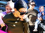 21 Jan 2016 - BEVERLY HILLS - USA  KOURTTNEY KARDASHIAN WITH KIDS AT PLAYDATE IN BEVERLY HILLS.   BYLINE MUST READ : XPOSUREPHOTOS.COM  ***UK CLIENTS - PICTURES CONTAINING CHILDREN PLEASE PIXELATE FACE PRIOR TO PUBLICATION ***  **UK CLIENTS MUST CALL PRIOR TO TV OR ONLINE USAGE PLEASE TELEPHONE  44 208 344 2007 ***