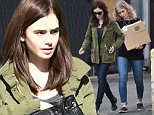 Lily Collins Leaves A Office Building With Her Mom in West Hollywood\n\nPictured: Lily Collins\nRef: SPL1213087  210116  \nPicture by: Photographer Group / Splash News\n\nSplash News and Pictures\nLos Angeles: 310-821-2666\nNew York: 212-619-2666\nLondon: 870-934-2666\nphotodesk@splashnews.com\n