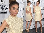 WEST HOLLYWOOD, CA - JANUARY 20:  Actress Sarah Hyland attends ELLE's 6th Annual Women in Television Dinner Presented by Hearts on Fire Diamonds and Olay at Sunset Tower on January 20, 2016 in West Hollywood, California.  (Photo by Jason Kempin/Getty Images)
