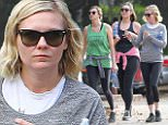 eURN: AD*193840462  Headline: FAMEFLYNET - Kirsten Dunst Spotted Out For A Hike With Friends In Studio City Caption: Picture Shows: Kirsten Dunst  January 20, 2016    'Fargo' actress Kirsten Dunst is spotted out for a hike with friends in Studio City, California. Kirsten recently won Best Actress in a TV Movie/Limited Series at the 2016 Critics Choice Awards.     Non Exclusive  UK RIGHTS ONLY    Pictures by : FameFlynet UK © 2016  Tel : +44 (0)20 3551 5049  Email : info@fameflynet.uk.com Photographer: 922 Loaded on 21/01/2016 at 04:14 Copyright:  Provider: FameFlynet.uk.com  Properties: RGB JPEG Image (24188K 1904K 12.7:1) 2752w x 3000h at 72 x 72 dpi  Routing: DM News : GeneralFeed (Miscellaneous) DM Showbiz : SHOWBIZ (Miscellaneous) DM Online : Online Previews (Miscellaneous), CMS Out (Miscellaneous)  Parking: