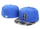 Boston Red Sox New Era Fitted Hatte 031