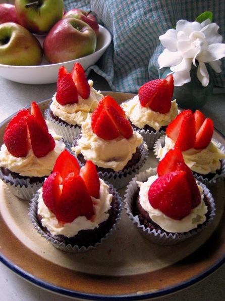 latest cupcakes: