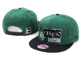 NBA Boston Celtics Snapback Hatte BC09