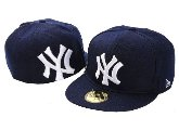 New York Yankees New Era Fitted Hatte 027