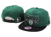 NBA Boston Celtics Snapback Hatte BC10