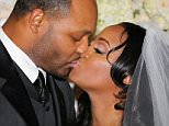 """3h keshiaknightpulliamThe most AMAZING day of our life!!! New """"Kandidly Keshia"""" available on play.it/Keshia. Listen as we share our magical wedding day. #IAmOfficiallyMrsHartwell"""