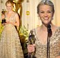 """Reese Witherspoon, winner Best Actress in a Leading Role for """"Walk the Line"""" at the The 78th Annual Academy Awards - Press Room at Kodak Theatre in Hollywood, California.   (Photo by Jeff Kravitz/FilmMagic)"""
