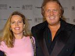 Don McLean and family during 35th Annual Songwriters Hall of Fame Awards Induction - Arrivals at Mariott Marquis Hotel in New York City, New York, United States. (Photo by Theo Wargo/WireImage for Songwriter's Hall of Fame)