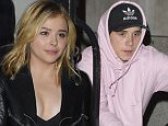 22 Jan 2016 - London - UK  Brooklyn Beckham and rumoured love interest Hollywood actress Chloe Moretz leave the Chiltern Firehouse after having dinner with each other. Brooklyn tried to sneak out of the fire escape without being photographed with Chloe, however was caught making a quick getaway into his chauffeured Land Rover! Chloe made a more graceful exit out of the back door.   BYLINE MUST READ : XPOSUREPHOTOS.COM  ***UK CLIENTS - PICTURES CONTAINING CHILDREN PLEASE PIXELATE FACE PRIOR TO PUBLICATION ***  **UK CLIENTS MUST CALL PRIOR TO TV OR ONLINE USAGE PLEASE TELEPHONE   44 208 344 2007 **
